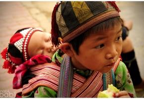 Wietnam; Sapa