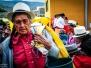 Dzień targowy w Ekwadorze