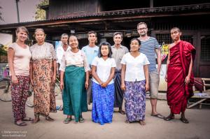 Birma_wioska