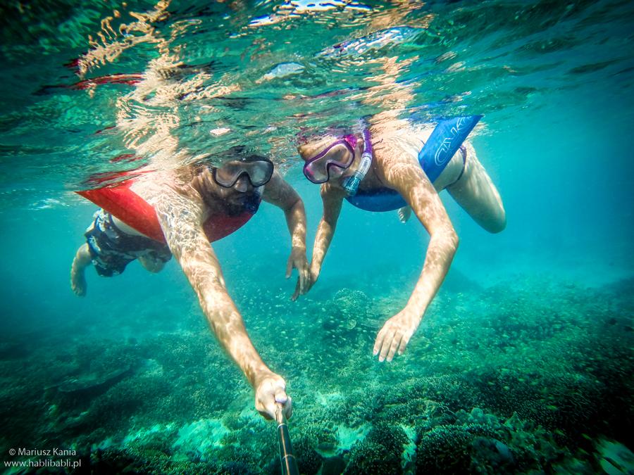 Gili Meno snorkeling