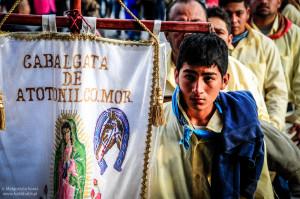 Pielgrzymi do Matki Bożej z Guadalupe