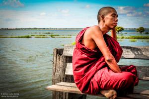 buddyjski mnich